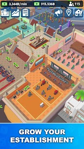 Idle Casino Manager – Tycoon Simulator  Apk Download For Android and Iphone 4