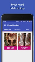 Mehndi Designs 2017 - screenshot thumbnail 01
