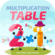 Multiplication Tables - Free Math Games for Kids APK