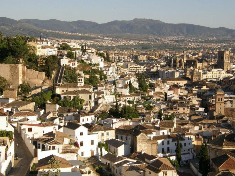 Recomendaciones para buscar un hotel en Granada