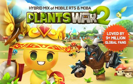 Plants War 2 1.0.6 screenshot 498468