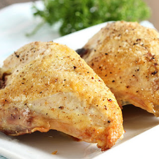 Simple Roasted Chicken Breasts