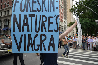 Photo: Foreskin: Nature's Viagra.