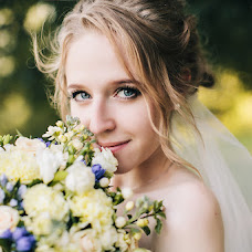 Wedding photographer Oksana Goncharova (ksunyamalceva). Photo of 22.08.2017