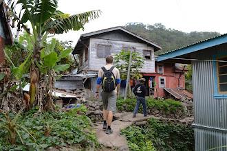 Photo: In the Suyo village