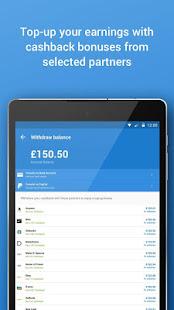 App Quidco - Cashback, Discounts & Voucher Codes APK for Windows Phone