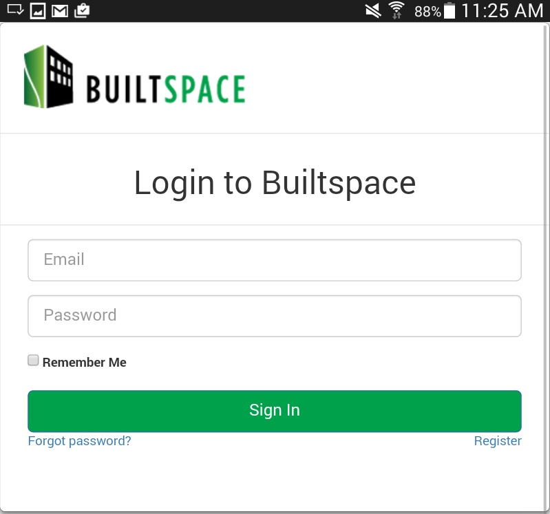 BuiltSpace Inspections- screenshot