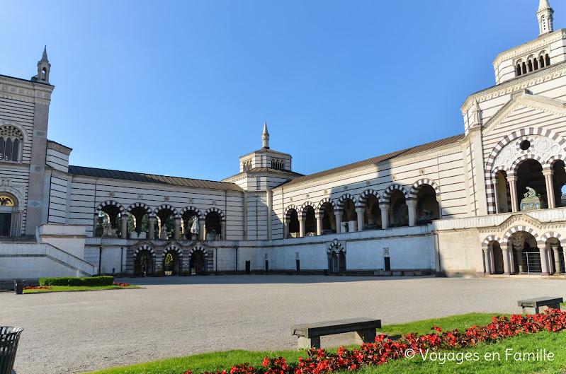 Milan Cimetière monumental