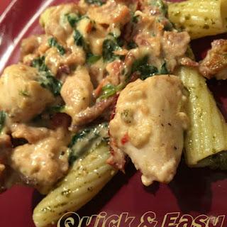 Quick & Easy Chicken Pasta