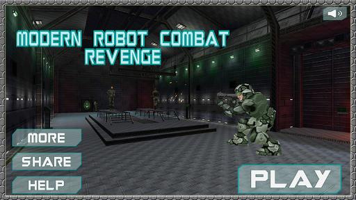 Modern Robot Combat - Revenge