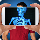 Whole Body X-ray Scanner Simulator Joke icon