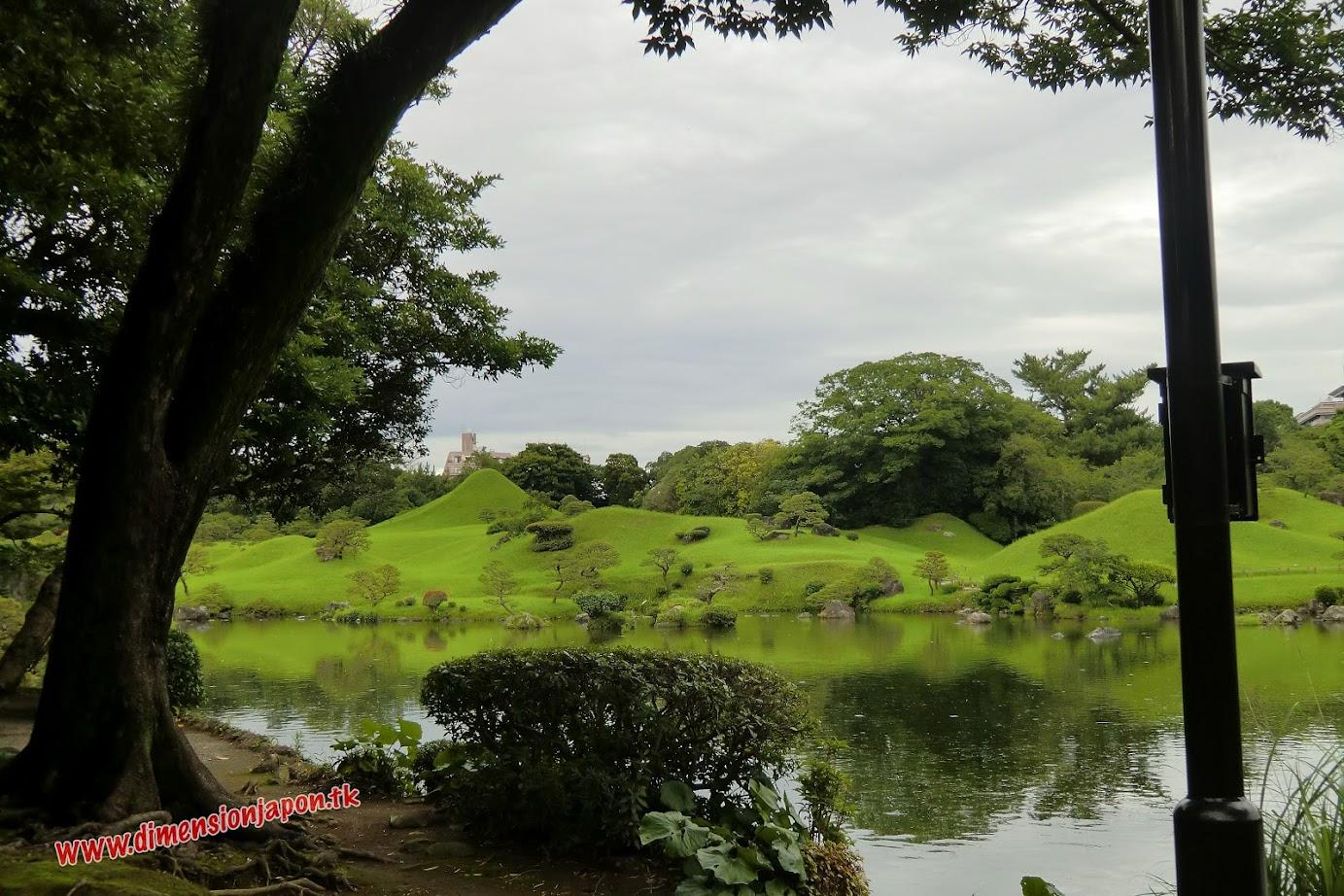 CIMG1536 Jardines Suizenji (Kumamoto) 15-07-2010