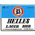 Slaghmuylder Helles Lager