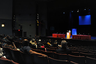 Photo: Ron Daniels, Distinguished Lecturer, York College/CUNY.