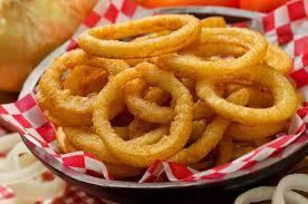 French Fried Onion Rings Recipe