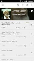 Screenshot of Ahmed Deedat