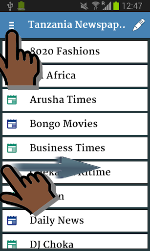 Tanzania Newspapers