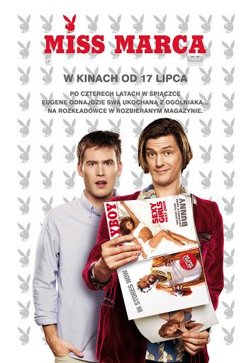 Polski plakat filmu 'Miss Marca'