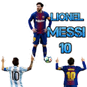 Messi Stickers For Whatsapp