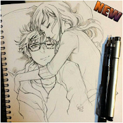 Drawing Anime Couple Ideas by Fe_Andro_Yuya icon