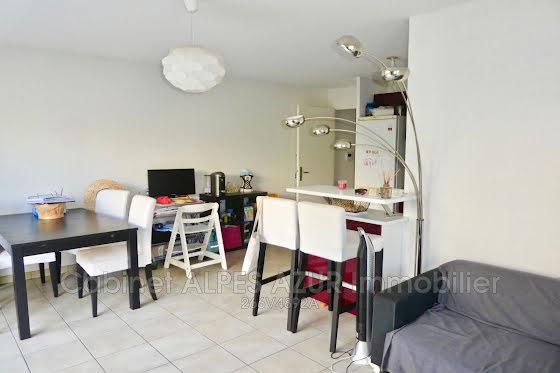 Vente appartement 3 pièces 62,86 m2
