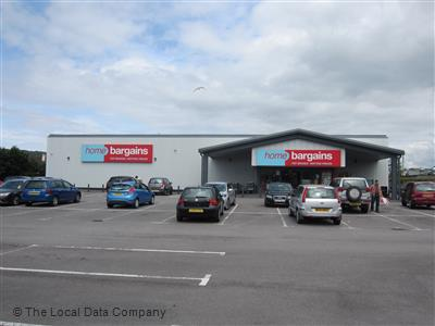 Home Bargains On Winterstoke Road Discount Store In Town Centre