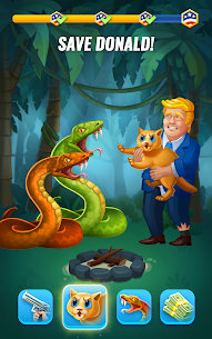 Donald's Empire: idle game Mod Apk (Free Boost +  Shopping) 4