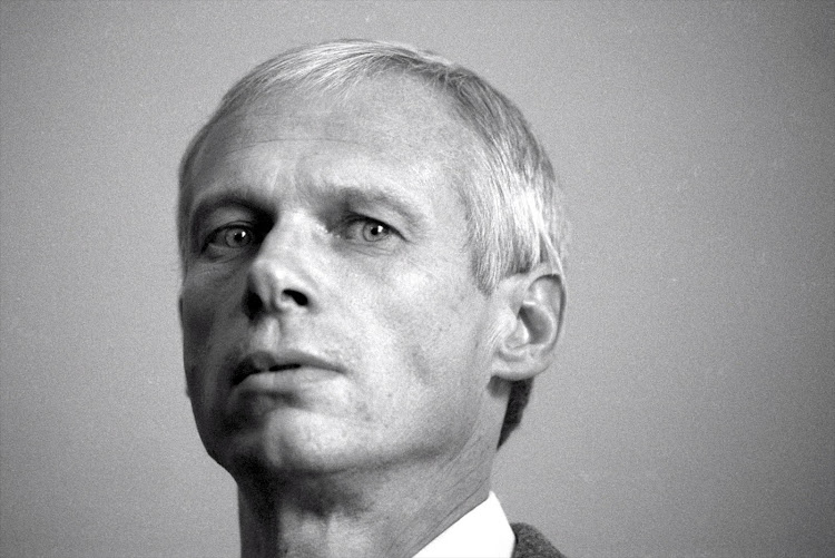 Janusz Walus, Chris Hani's killer during his amnesty hearing at Benoni Town Hall. FILE PHOTO