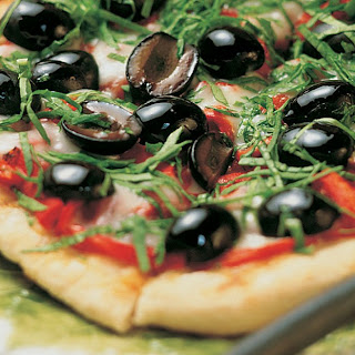 California-Style Grilled Pizzetta.