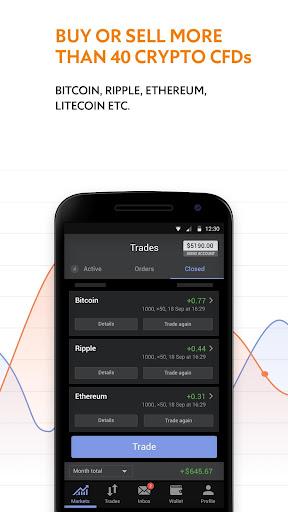 Libertex - online trading: Forex & Bitcoin CFD's 2.23.2 screenshots 6