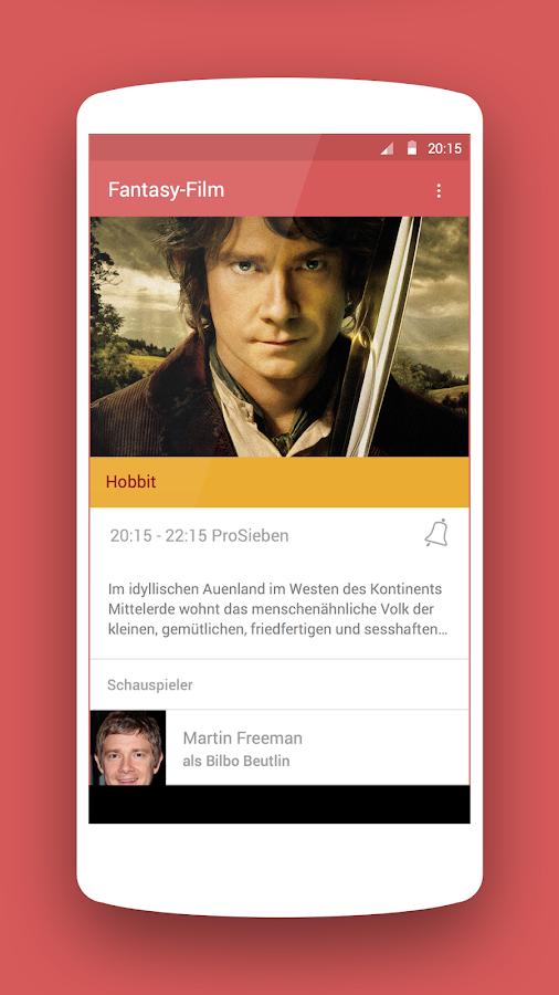 TV Programm ON AIR- screenshot