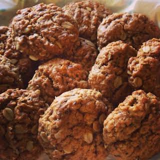 Hearty & Homey Coconut Oatmeal Cookies.