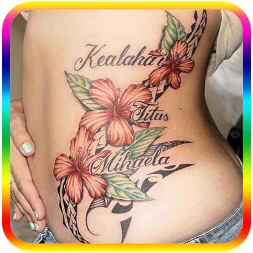 Flower Tattoos Designs