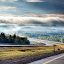 New Brunswick Highways by Salehin Chowdhury - Landscapes Travel
