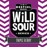 Destihl Wild Sour Series: Triple Berry