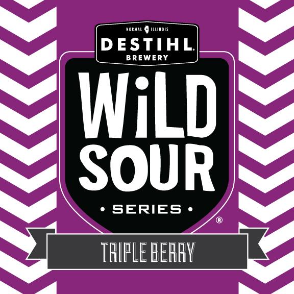 Logo of Destihl Wild Sour Series: Triple Berry