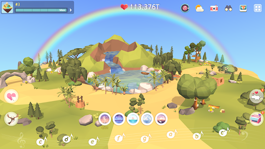 My Oasis Season 2 : Calming and Relaxing Idle Game  Apk Download For Android and Iphone 6