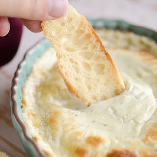 Baked Bleu Cheese