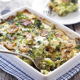 Broccoli Casserole No Dairy Recipes.