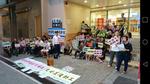粉嶺北新發展區寮屋居民關注組:發展毁家園! 還我居住權!