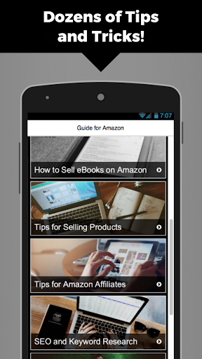 Tips for an Amazon Seller 1.4 screenshots 2