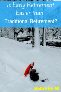 Is Early Retirement Easier than Traditional Retirement? thumbnail