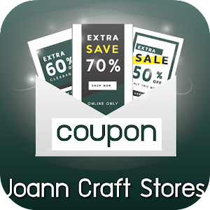 Coupons for Joann Craft Stores