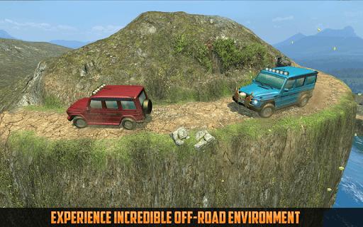 Off-Road Jeep Hill Climbing 4x4: Petualangan 3D 1.5 screenshots 6
