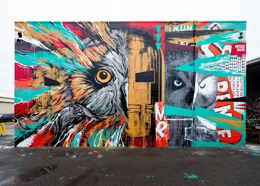 POW! WOW! Hawaii 2014 - Ironman Mural - Meggs, Bask - Google Arts & Culture