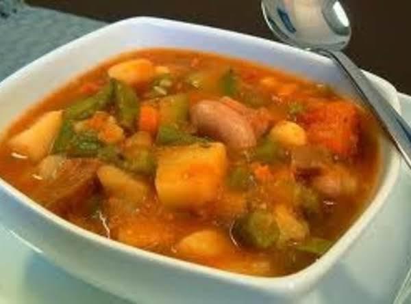Cozy Vegetable Stew Recipe