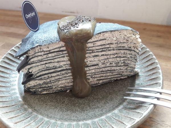 手工製作多種茶口味的千層蛋糕 ~Overture 序曲審計366