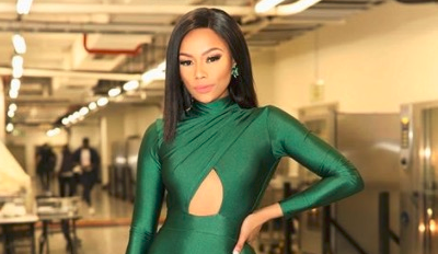 Bonang Matheba's revised book is officially on shelves.