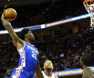 Verrassende nederlaag voor LA Clippers, ook Philadelphia 76ers kunnen niet winnen