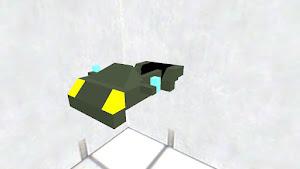 軽ジープ型試験車